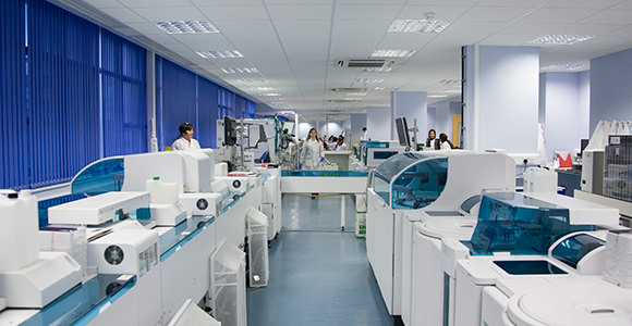 Healthcare & Laboratory Fit Outs